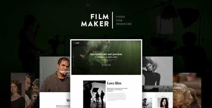 FILMMAKER V1.2.0.3 – FILM STUDIO – MOVIE PRODUCTION