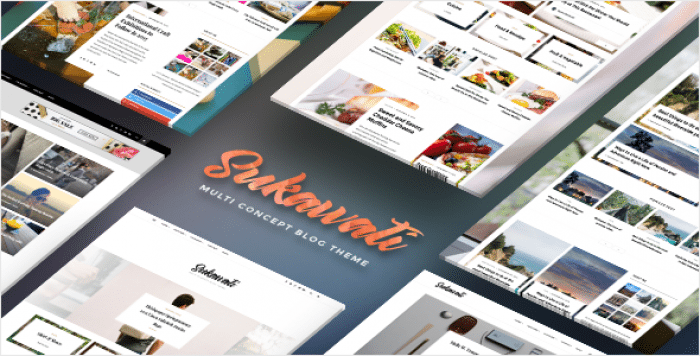 SUKAWATI V1.0.10 – MULTICONCEPT WORDPRESS BLOG THEME