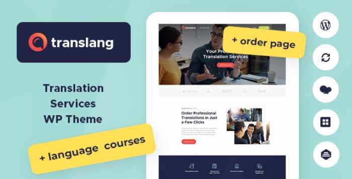 TRANSLANG V1.1.2 – TRANSLATION SERVICES & LANGUAGE COURSES
