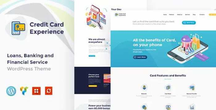 CREDIT CARD EXPERIENCE V1.2.2 – CREDIT CARD COMPANY