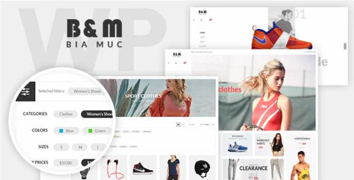 SNS BIAMUC V1.1 – WOOCOMMERCE WORDPRESS THEME
