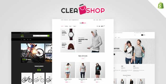 CLEAN SHOP V1.2 – MULTIPURPOSE SHOPIFY THEME
