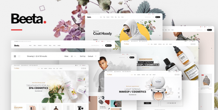 BEETA V1.0.3 – MULTIPURPOSE WOOCOMMERCE THEME