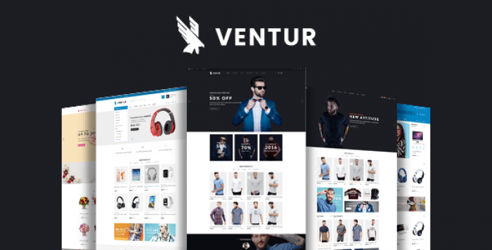 VENTUR – FASHION OPENCART THEME (INCLUDED COLOR SWATCHES)