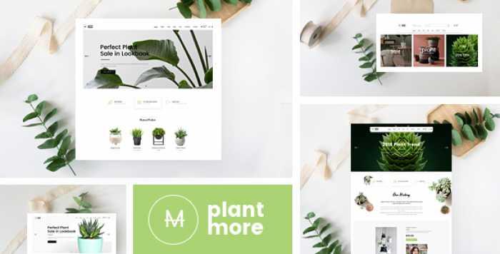PLANTMORE V1.1.1 – RESPONSIVE THEME FOR WOOCOMMERCE
