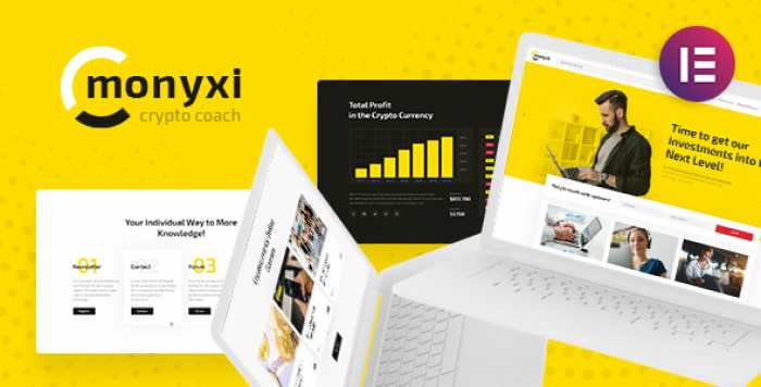 MONYXI V1.0 – CRYPTOCURRENCY TRADING BUSINESS COACH