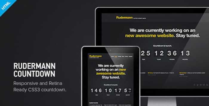 RUDERMANN COUNTDOWN – UNDER CONSTRUCTION PAGE