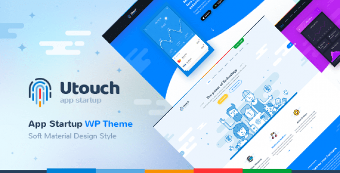 UTOUCH V2.1.1 – STARTUP BUSINESS AND DIGITAL TECHNOLOGY