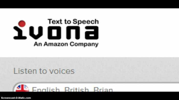 IVONA Text to Speech All voices Free Download