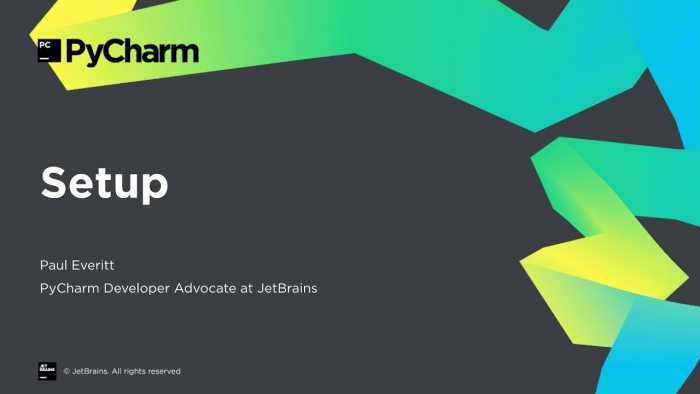 JetBrains PyCharm Pro 2018 Free Download