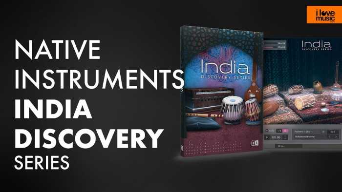 Native Instruments Discovery Series India KONTAKT Library VST Download