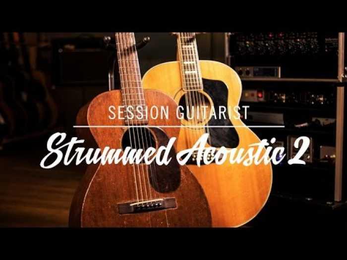 Session Guitarist Strummed Acoustic 2 Kontakt Library Download