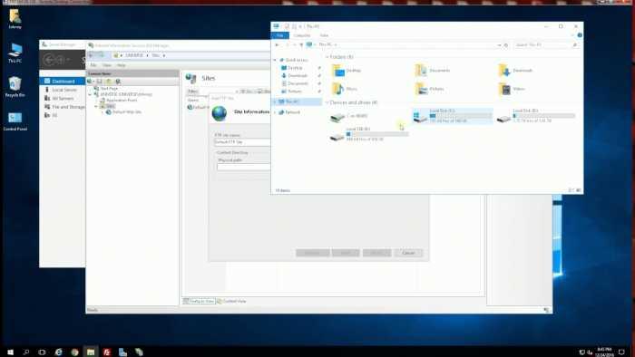 Windows Server 2016 x64 VL with Update Dec 2018 Download