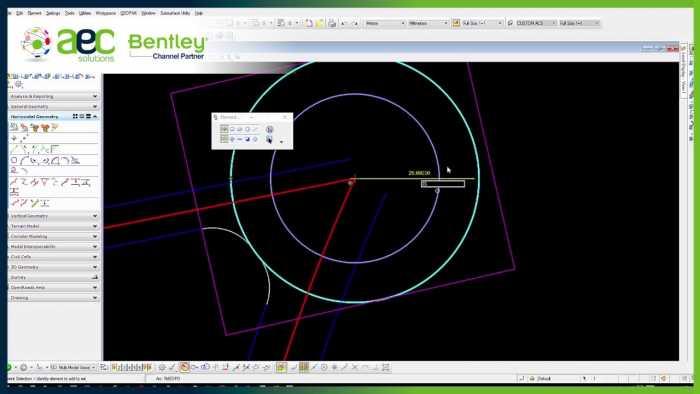 Bentley Power GEOPAK V8i SS4 Free Download