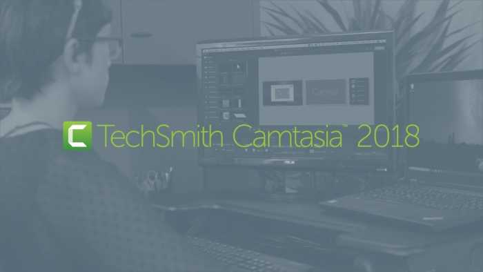 Download Camtasia 2018 for Mac OS X