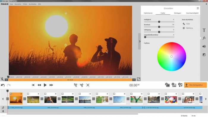MAGIX Video easy Free Download