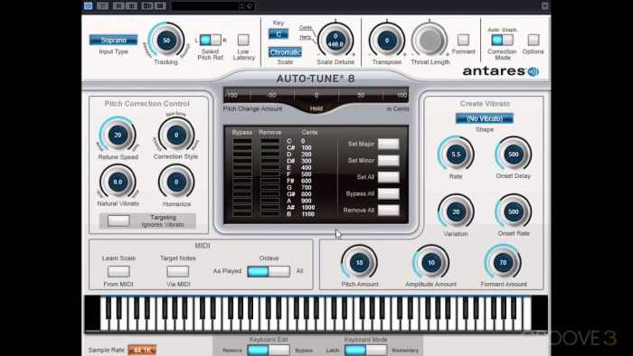 Download Antares Auto-Tune for Mac