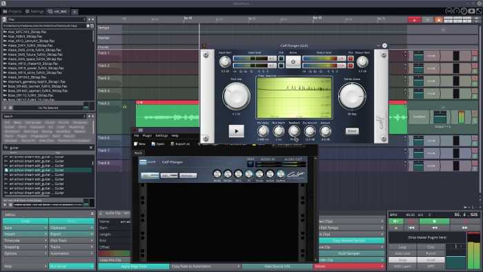 Tracktion Waveform 9 VST Free Download