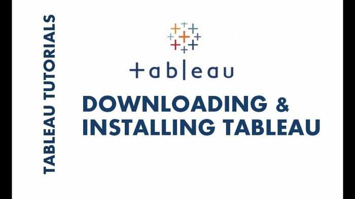 Tableau Desktop Professional 2018.2 Free Download