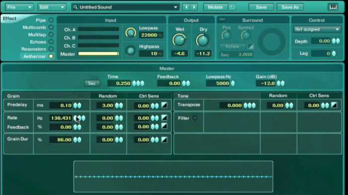 Native Instruments Absynth VSTi Free Download