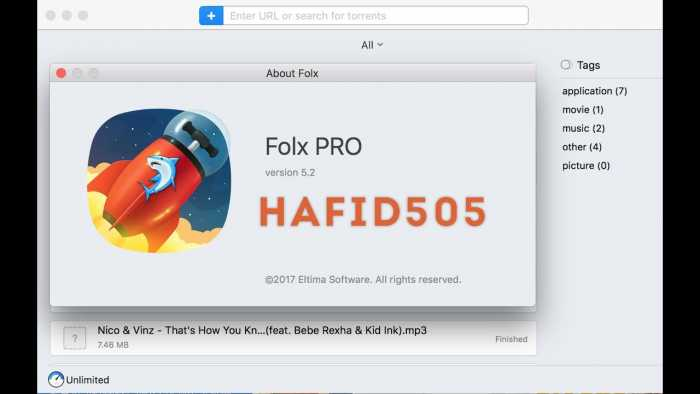 Download Folx Pro for Mac
