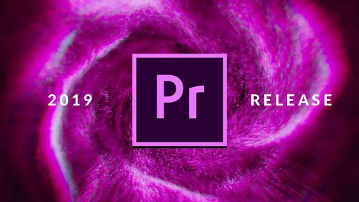 Download Adobe Premiere Pro CC 2019 for Mac