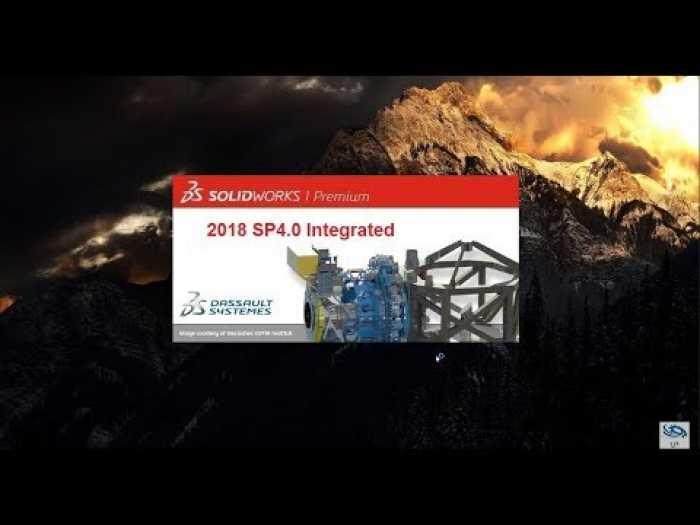 SolidWorks Premium 2018 SP4 Free Download
