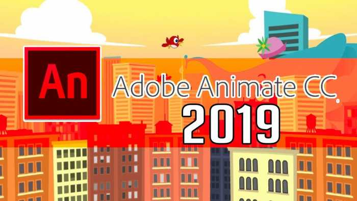 Download Adobe Animate CC 2019 for Mac