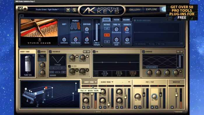 XLN Audio Addictive Keys Free Download
