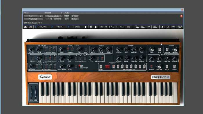 Arturia V Plugins Collection VST Free Download