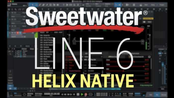 Line6 Helix Native VST Free Download