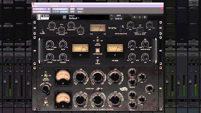 Slate Digital Virtual Buss Compressors VST Free Download