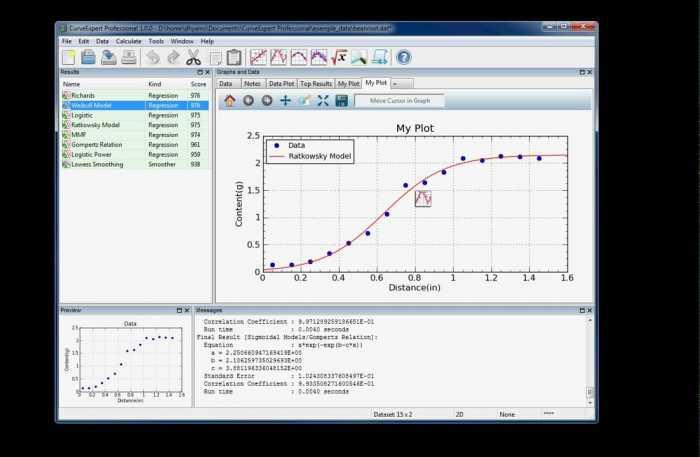 CurveExpert Professional Free Download