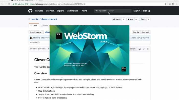 Download JetBrains WebStorm 2018 for Mac