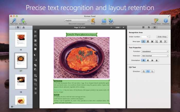Download ABBYY FineReader for Mac OS X