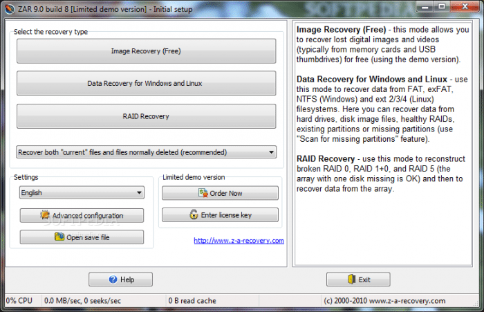 Zero Assumption Recovery Free Download