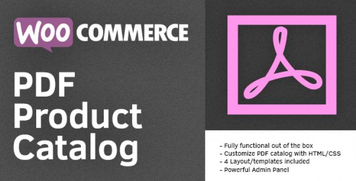PDF Product Catalog for WooCommerce v2.3.3