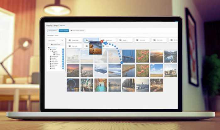 WP Media Folder v4.7.2 – Media Manager with Folders