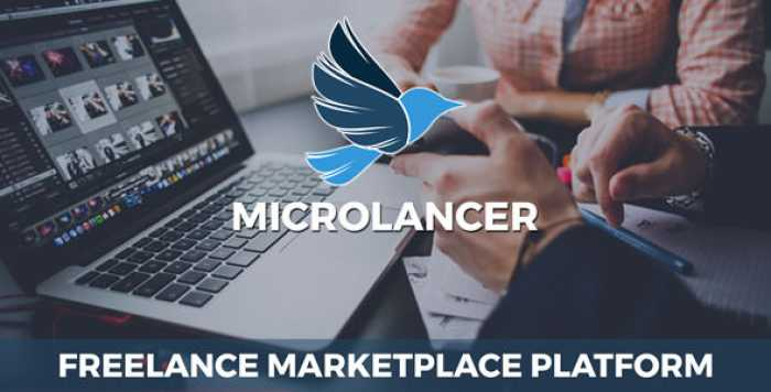 Microlancer – Micro Freelancing Marketplace – nulled