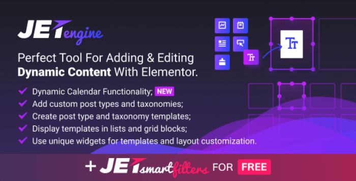 JetEngine v1.2.4 – Adding & Editing Dynamic Content