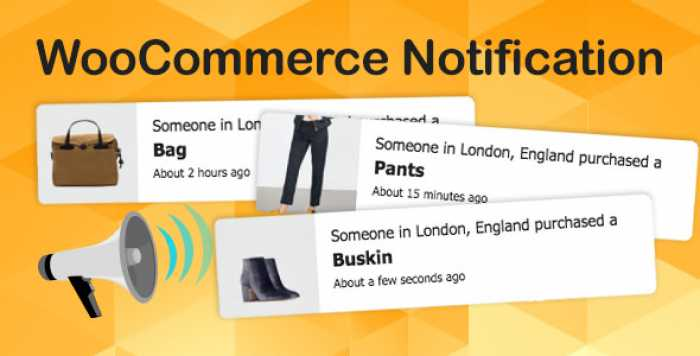 WooCommerce Notification v1.3.9.5 - Boost Your Sales