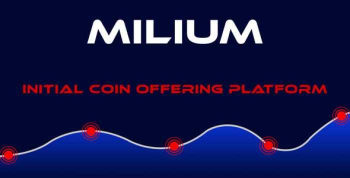 Milium - Initial Coin Offering ICO Script