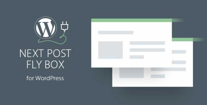 Next Post Fly Box For WordPress v3.3