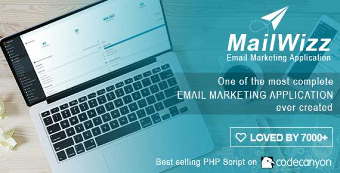MailWizz v1.7.2 – Email Marketing Application – nulled
