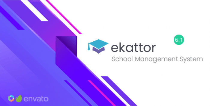 Ekattor v6.1 – School Management System – nulled