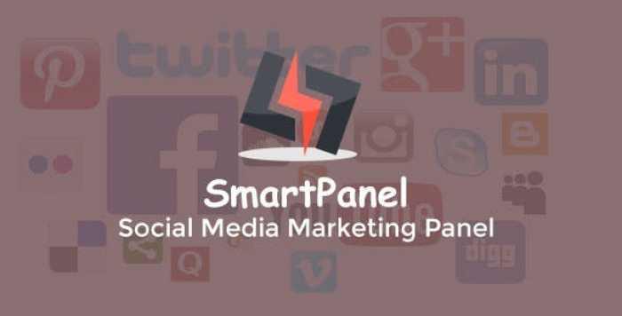 SmartPanel v1.3 - SMM Panel Script