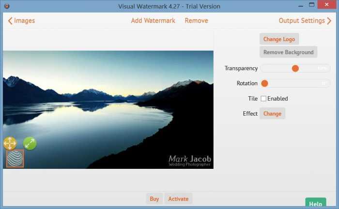 Visual Watermark Free Download